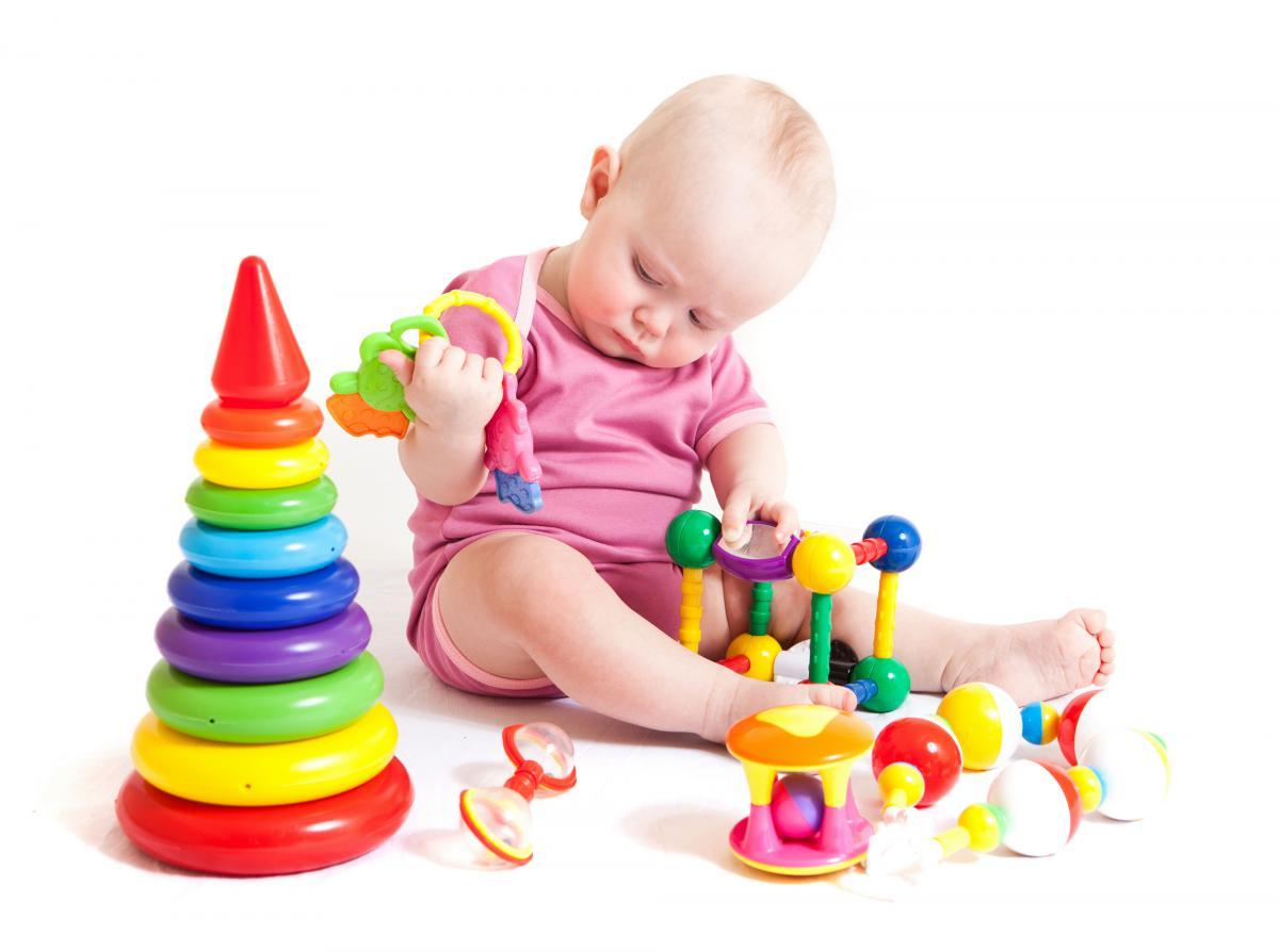 Тому серед іграшок малюка повинні бути ті f20064e17e524