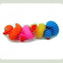 Набор для ванной Утята разноцветные