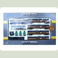 1601B-2B Современный локомотив