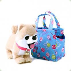 466А Собачка в сумке