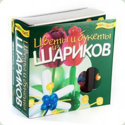 Цветы и букеты из шариков