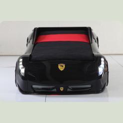 """Детская Кровать Машина """"Ferrari F1"""", белая"""