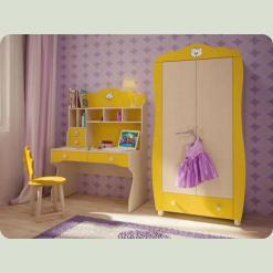 Полный комплект детской спальни Кнопочка-1