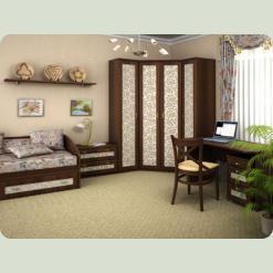 Полный комплект детской спальни NEXT Classic-1