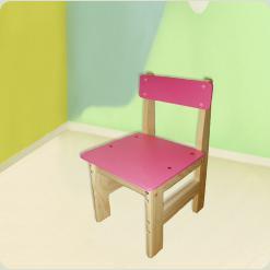 Детский цветной стульчик