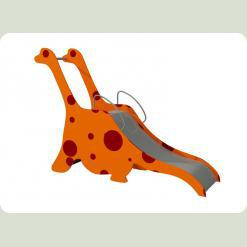 Горка Динозаврик