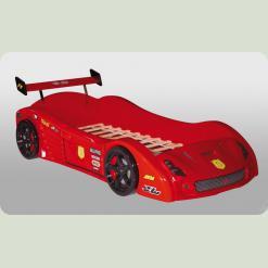 """Машина кровать """"Ferrari V5"""" , красная"""