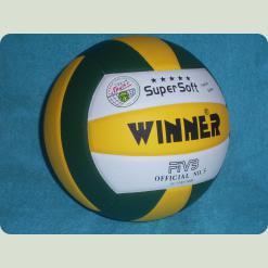 Мяч волейбольный WINNER Super Soft -  модель международного стандарта