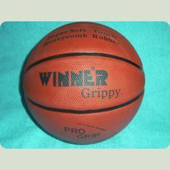 Мяч баскетбольный WINNER Grippy №7 - универсальная модель для всех