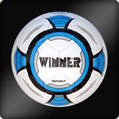 Мяч футбольный WINNER Spirit - модель для интенсивных тренировок