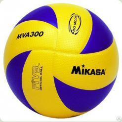 Мяч волейбольный MIKASA MVA300 - качественная модель для профессионалов