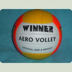 Мяч волейбольный WINNER Aero незаменим для начинающих и любителей