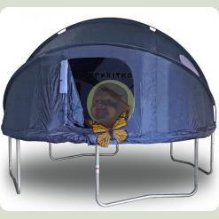 Палатка для батута 304 см, вид со стороны двери