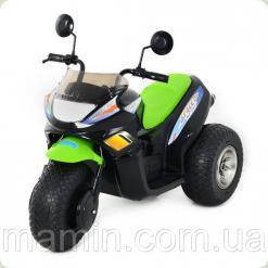 Аккумуляторный детский мотоцикл M 1715-5 Bambi (METR+)