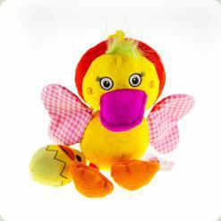 Активная игрушка-подвеска Biba Toys Музыкальная уточка (116GD)
