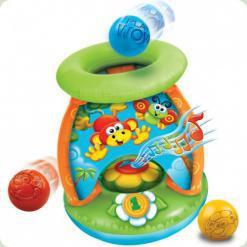 Активная развивающая игрушка Play WOW Волшебный бочонок (3140PW)