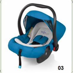 Автокресло Baby Design Dumbo L - 03 2014 (для Lupo) без адапт.