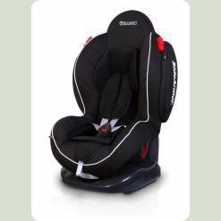 Автокресло Baby Shield Welldon Side Armor Черный/Черный (BS01-SE2(101E-3001))