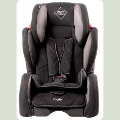 Автокресло Babyincar Star Light Black