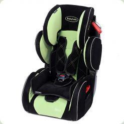 Автокресло BabySafe Space Premium - green