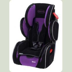 Автокресло BabySafe Space Premium - purple