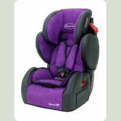 Автокресло BabySafe Space VIP - purple