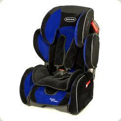 Автокресло BabySafe Sport Premium 2013 - blue