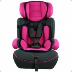 Автокресло Bambi M0485 Pink