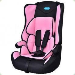 Автокресло Bambi M0553 Pink