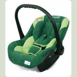 Автокресло Berber Carlo Comfort для малышей