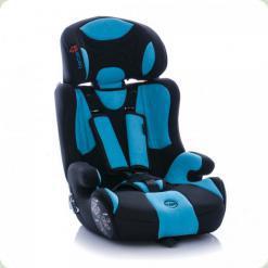 Автокресло Berber Infinity Черно-голубое (FO-505.091)