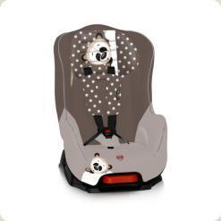 Автокресло Bertoni BUMPER (9-18кг) (beige panda)