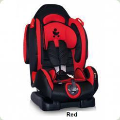 Автокресло Bertoni F-2+SPS (black red)