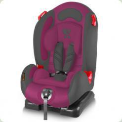 Автокресло Bertoni F1 Violet&Grey