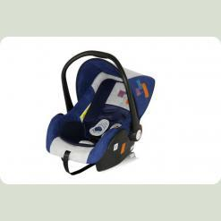 Автокресло Bertoni Lifesaver Blue Fashion