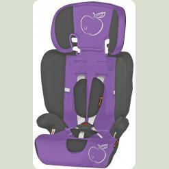 Автокресло Bertoni Maranello Gray & Violet Apple