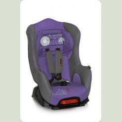 Автокресло Bertoni Pilot+ Grey & Violet B-Zone