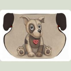 Автокресло Bertoni TEDDY 15-36 (beige brown dog toy)