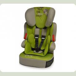 Автокресло Bertoni X-Drive Plus Caramel & Green Pilot
