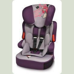 Автокресло Bertoni X-Drive Plus Violet Movie Star