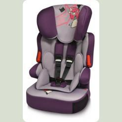 Автокресло Bertoni X-DRIVE+ (violet movie star)