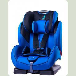 Автокресло Caretero Diablo XL + (9-36кг) - blue 2014