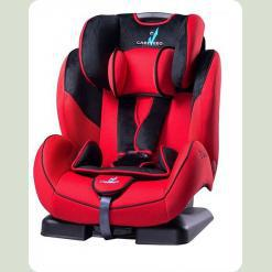 Автокресло Caretero Diablo XL + (9-36кг) - red 2014