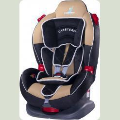 Автокресло Caretero Sport Turbo (9-25кг) - cappucino
