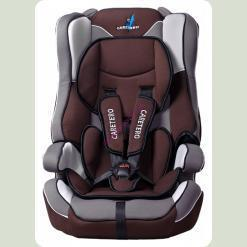 Автокресло Caretero Vivo (9-36кг) - brown
