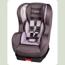 Автокресло Nania 1 (9-18 кг) COSMO SP LX ISOSFIX (Purple V Star)