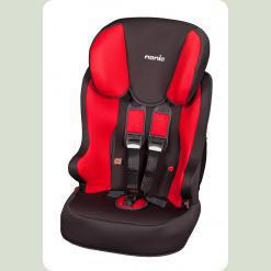 Автокресло Nania 1/2/3 (9-36 кг) RACER SP (Shandow / Red)