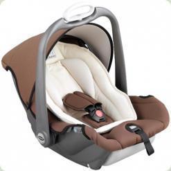 Автокресло Roan Babies Millo 0+ Brown
