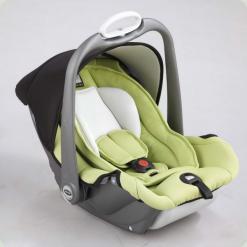Автокресло Roan Babies Millo 0+ Green