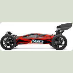 Автомобиль Багги 1:10 Himoto Tanto E10XBL Brushless (красный)